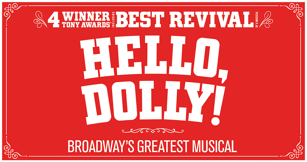 Hello,  Dolly! Master Classes: Two Great Opportunities!
